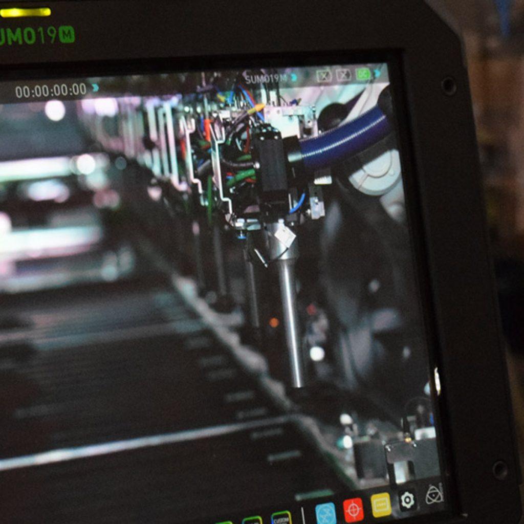 Filmproduktion Live-Vorschau