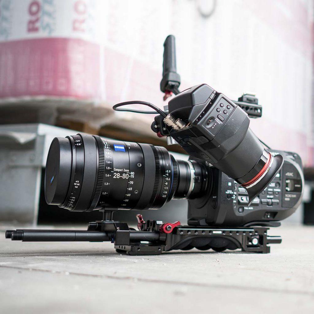 Verleih Filmkameras